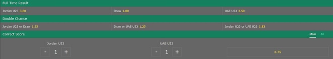 keo U23 Jordan vs UAE anh 2