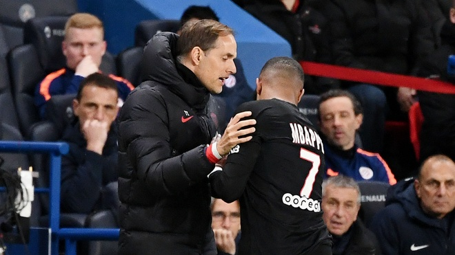 Mbappe roi PSG toi Real anh 2