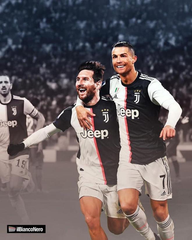 Ty le cuoc Messi roi Barca va tro thanh dong doi cua Ronaldo hinh anh 2 m1.jpg