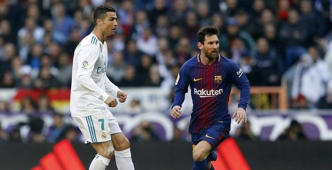 'Messi va Ronaldo co the choi cung nhau' hinh anh 1 801x410_gettyimages_897635346.jpg
