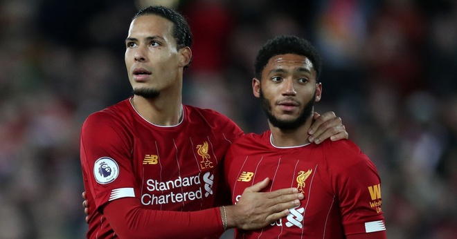 Cap trung ve Liverpool lap thanh tich phong ngu kho tin hinh anh 1 0_Liverpool_v_Everton_Premier_League_Football_Anfield_Liverpool_UK_04_Dec_2019.jpg