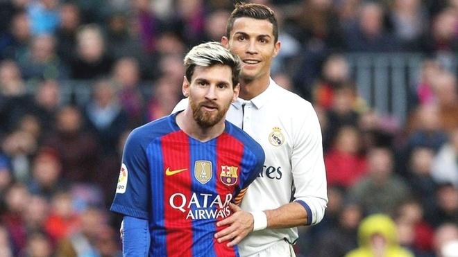 Ronaldo Messi anh 1