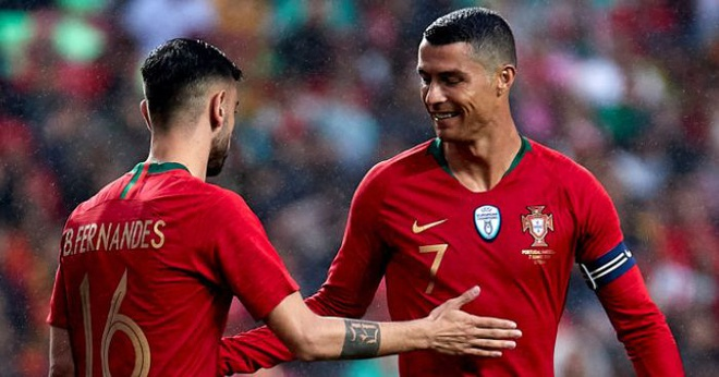 Ronaldo MU anh 1
