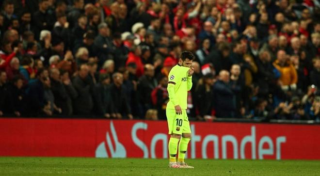 Barca vs Bayern Munich anh 1