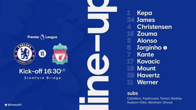 chelsea vs Liverpool anh 9