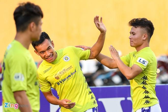 CLB Ha noi vs Thanh Hoa anh 13