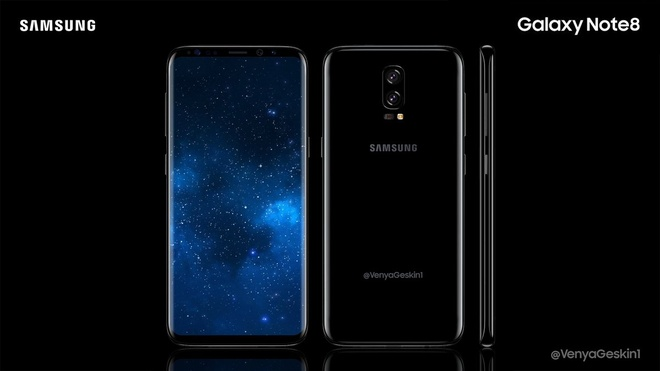Galaxy Note 8 se chay Android 7.1.1 hinh anh 1