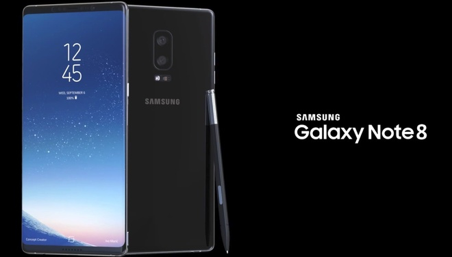 Galaxy Note 8 se chay Android 7.1.1 hinh anh