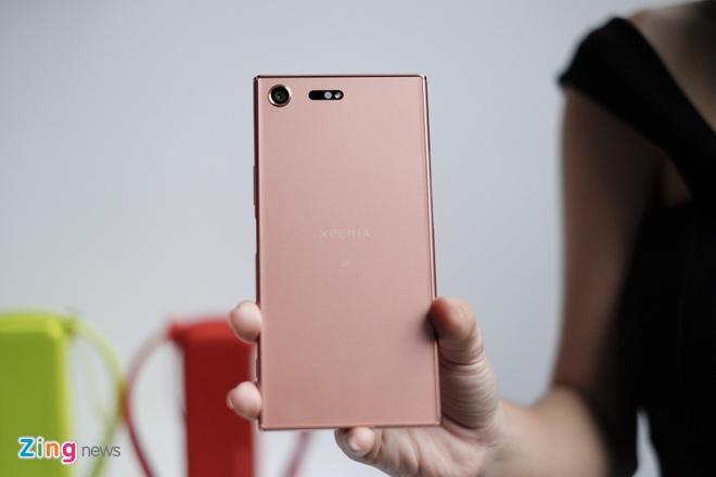 Sony Xperia XZ Premium ra mat tai VN voi gia 18,5 trieu hinh anh 9