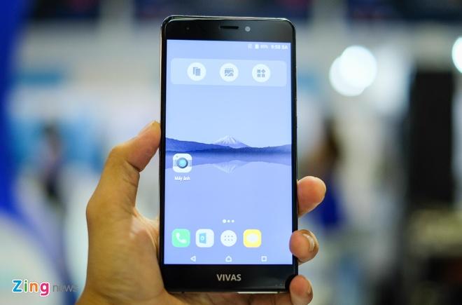 Vivas Lotus S3 - di dong 'made in Vietnam' moi cua VNPT hinh anh 9