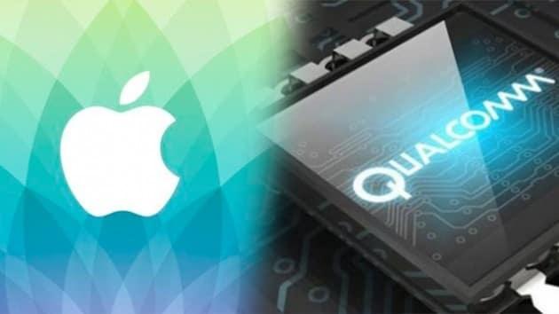 Apple kien Qualcomm can tro su phat trien nganh dien tu hinh anh