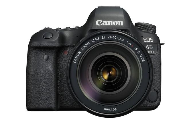 Canon EOS 6D Mark II gia chinh thuc 45,5 trieu tai Viet Nam hinh anh