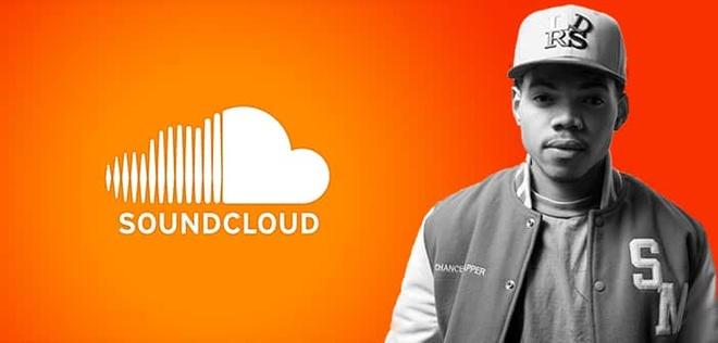 Ca si Chance The Rapper vua cuu SoundCloud? hinh anh