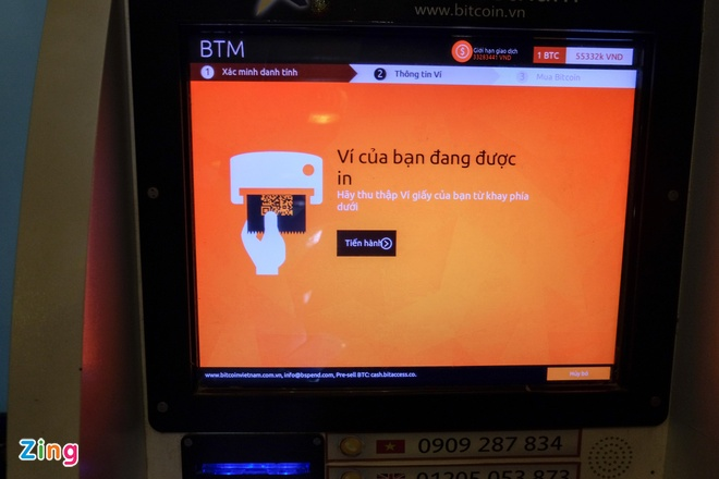May ATM Bitcoin trong tiem an o Sai Gon hinh anh 9
