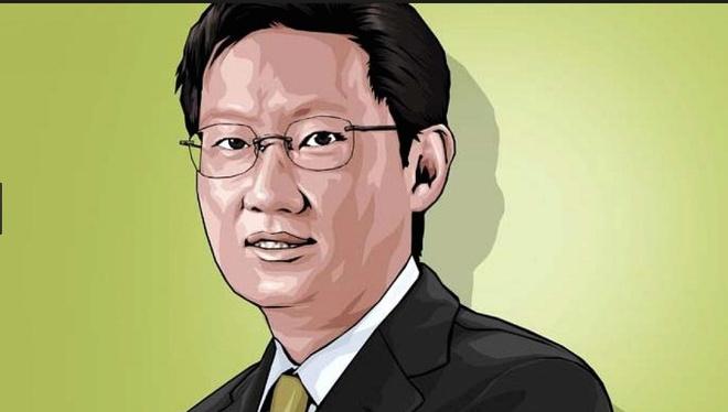 Ma Huateng: 'Toi nhin xa hon vi dung tren vai nguoi khong lo' hinh anh