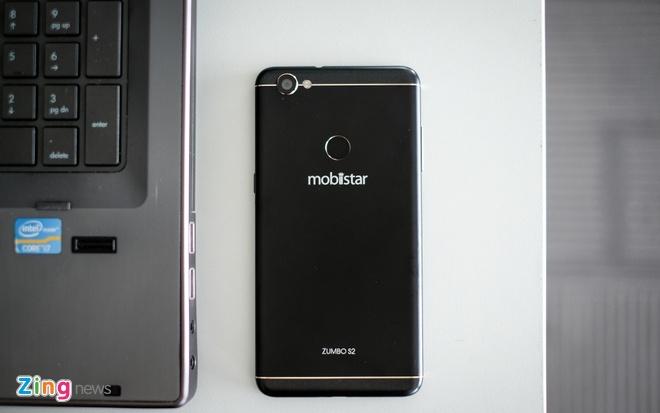 Mobiistar Zumbo S2 Dual: Chuyen dung selfie, gia duoi 4 trieu hinh anh