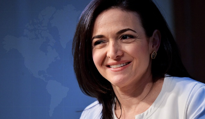 Sheryl Sandberg - nu chu nhan thuc su cua de che Facebook hinh anh