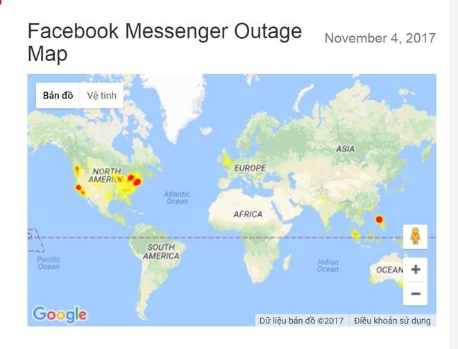 Facebook Messenger 'sap' tai Viet Nam hinh anh 1