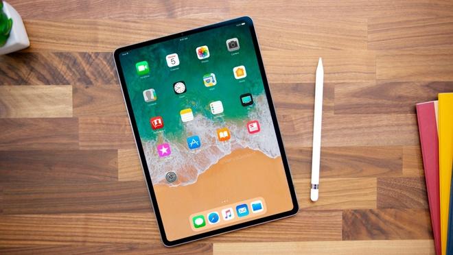 iPad 2018 se co Face ID voi man hinh tran vien hinh anh 1