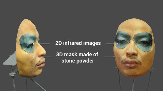 Bkav ra mat mat na 'pha khoa' Face ID phien ban 2 anh 1