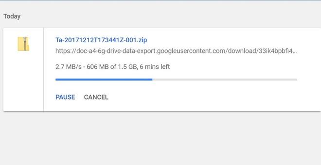 Cach tang gap 3 lan toc do download tren trinh duyet Chrome hinh anh 4