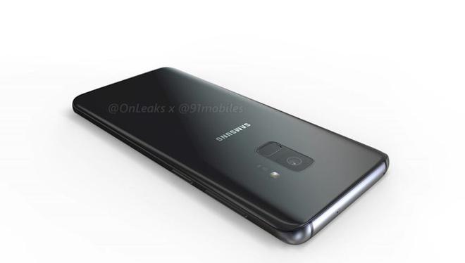 Samsung Galaxy S9 se co camera don, doi vi tri cam bien van tay hinh anh 2