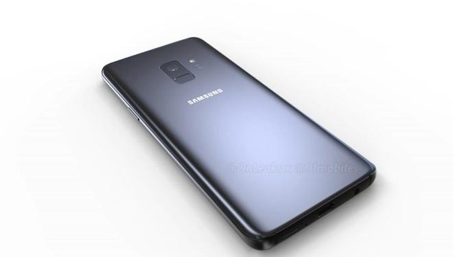 Samsung Galaxy S9 se co camera don, doi vi tri cam bien van tay hinh anh 1