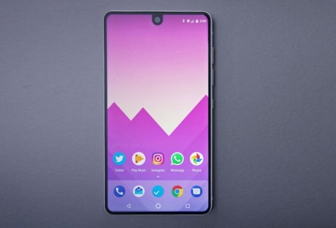Nhung smartphone dinh dam ra mat nam 2018 hinh anh 6