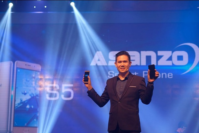 Asanzo: Sau TV, smartphone se la gi? hinh anh