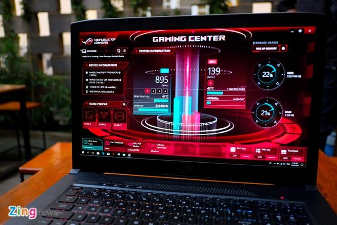 Asus ROG Strix SCAR: Gaming laptop danh cho xa thu hinh anh 11