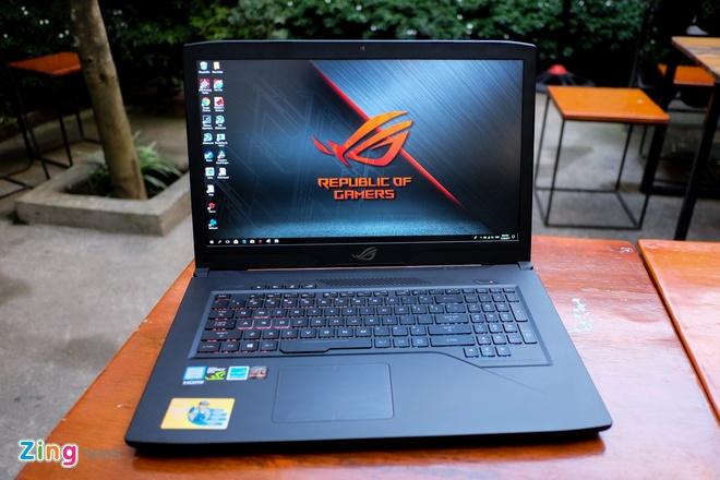 Asus ROG Strix SCAR: Gaming laptop danh cho xa thu hinh anh 4