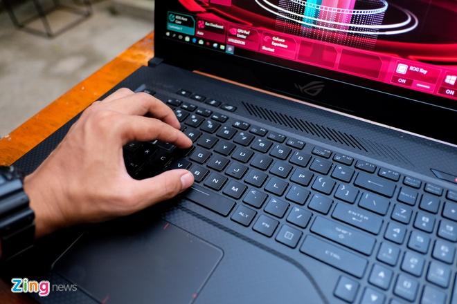 Asus ROG Strix SCAR: Gaming laptop danh cho xa thu hinh anh 5