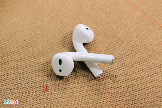 Apple AirPods thanh noi am anh voi toi nhu the nao? hinh anh