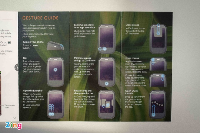 Palm Pre Plus: iPhone X cua 8 nam truoc hinh anh 5