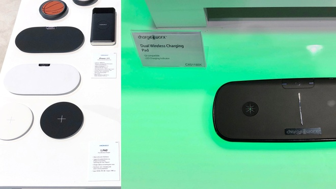 Hang nhai Apple tran ngap trien lam cong nghe CES 2018 hinh anh 3