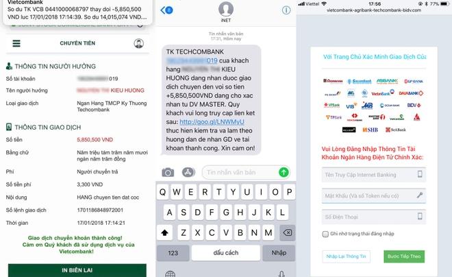 Ban Hang Online Bi Lua Mat Sach Tien Trong Tai Khoan Hinh Anh 1