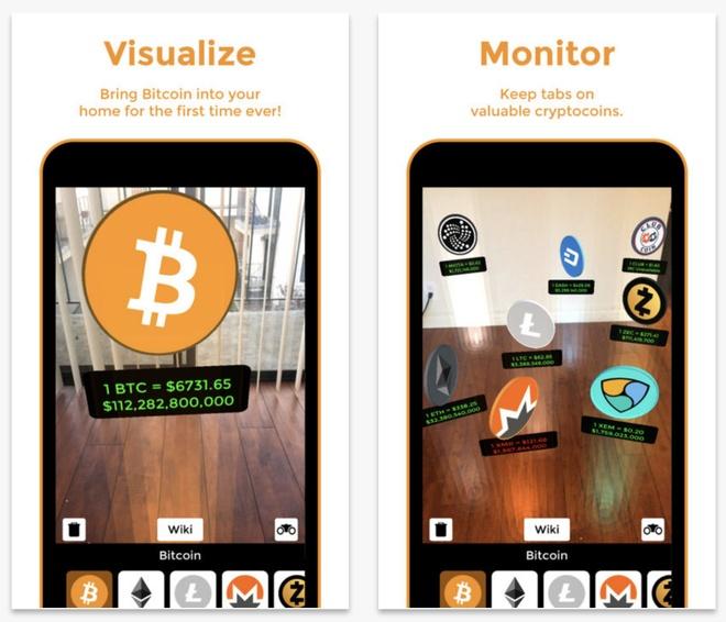 Ung dung 'rai' Bitcoin, Ethereum quanh cho ngoi de cap nhat gia hinh anh 1