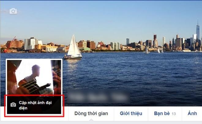 Thay avatar Facebook de co vu doi tuyen U23 Viet Nam hinh anh 6