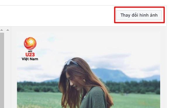 Thay avatar Facebook de co vu doi tuyen U23 Viet Nam hinh anh 9
