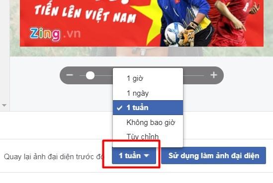 Thay avatar Facebook de co vu doi tuyen U23 Viet Nam hinh anh 11