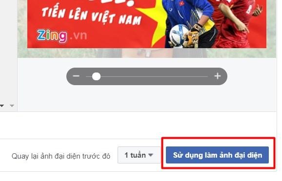 Thay avatar Facebook de co vu doi tuyen U23 Viet Nam hinh anh 12