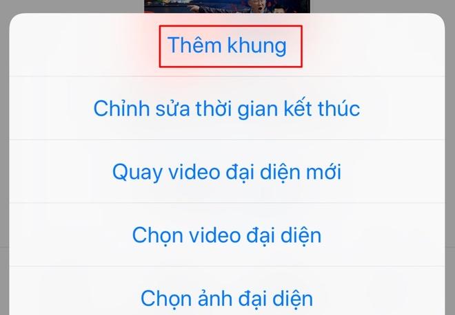 Thay avatar Facebook de co vu doi tuyen U23 Viet Nam hinh anh 2