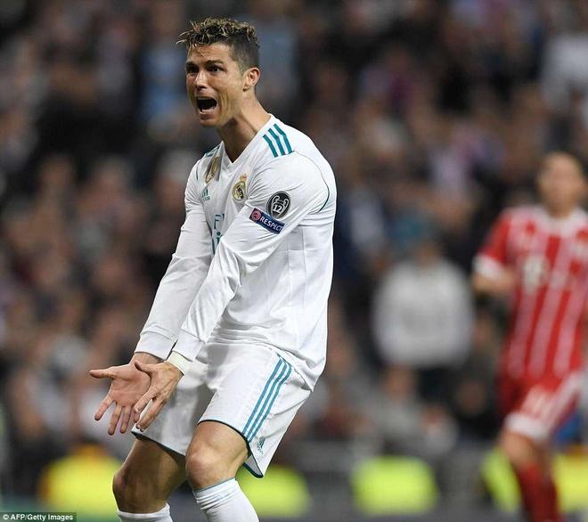 Nhung lan Ronaldo gay that vong nhung doi nha van vo dich hinh anh 5