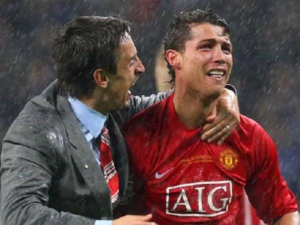 Nhung lan Ronaldo gay that vong nhung doi nha van vo dich hinh anh 1