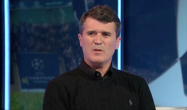 Roy Keane,  Liverpool,  Real Madrid,  Champions League,  chung ket anh 1