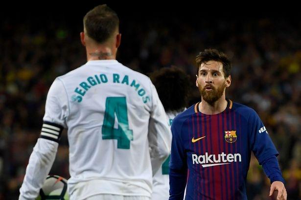 Ramos: 'Messi da trao doi rieng de gay suc ep voi trong tai' hinh anh