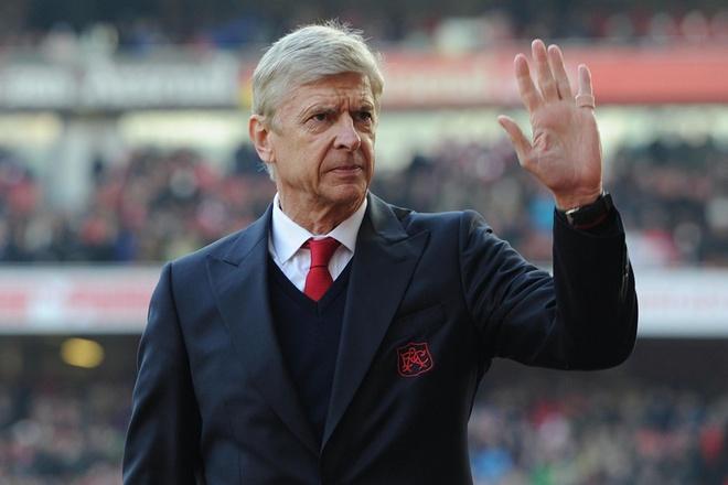 Wenger: Se quay tro lai Emirates de la o tan HLV hinh anh 1