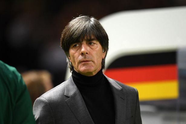 World Cup,  luong,  huan luyen vien,  Joachim Low anh 1