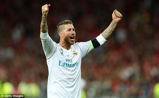 Ramos hay Ronaldo la ong vua phong thay do Real? hinh anh 3