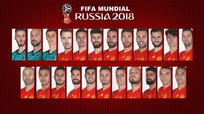 La Liga thong tri World Cup 2018 hinh anh 11
